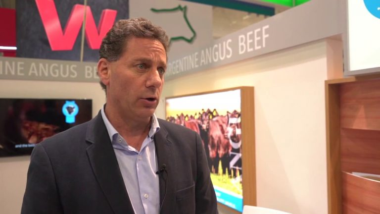 Alejandro Salemme – Asociación Argentina de Agus – Promoción de carne argentina en el mundo