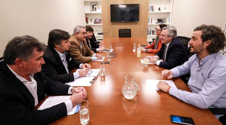 """Previsibilidad, control de la inflación y """"no volver al pasado"""", los pedidos del campo a Alberto Fernández"""