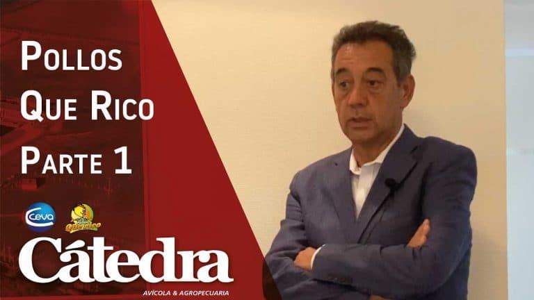 Pollos Que Rico: Entrevista con Alberto Zeballos – Parte 1
