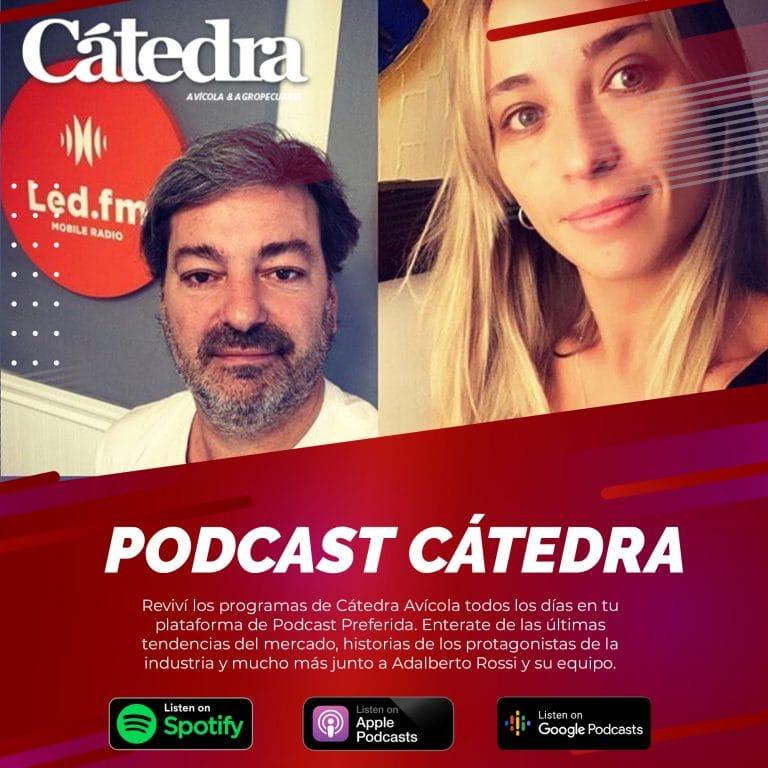 Reviví los programas de Cátedra ahora en Podcast