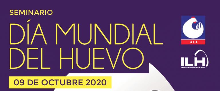 Seminario virtual por el Día Mundial del Huevo 2020