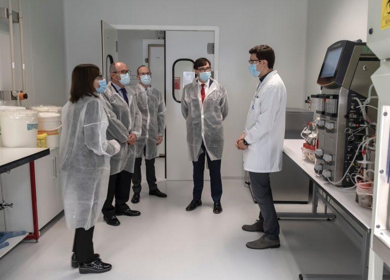 Hipra investiga una vacuna para salud humana frente a la COVID-19