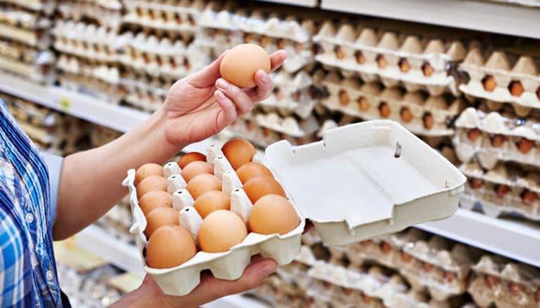 El mercado del huevo para consumo en la última quincena del año