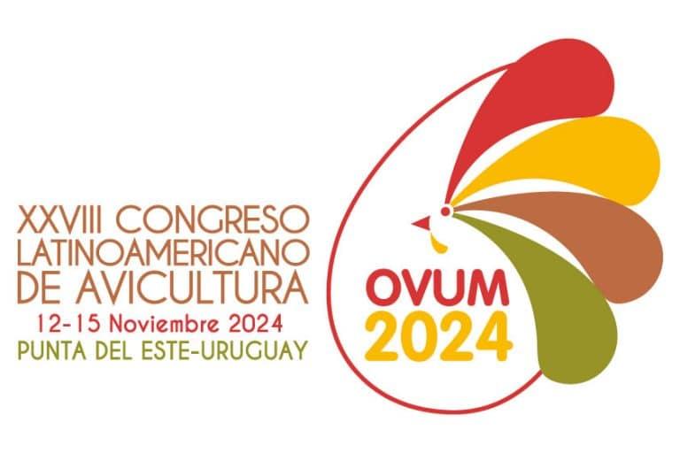 Uruguay será sede del 28º Congreso Latinoamericano de Avicultura en 2024