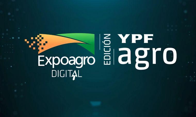 Lanzan la plataforma Expoagro Digital YPF Agro
