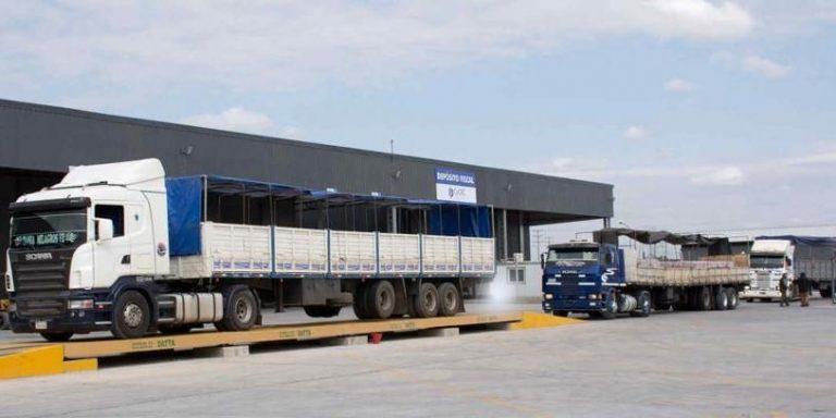 Aumentan los costos de transporte de cargas un 6,3%
